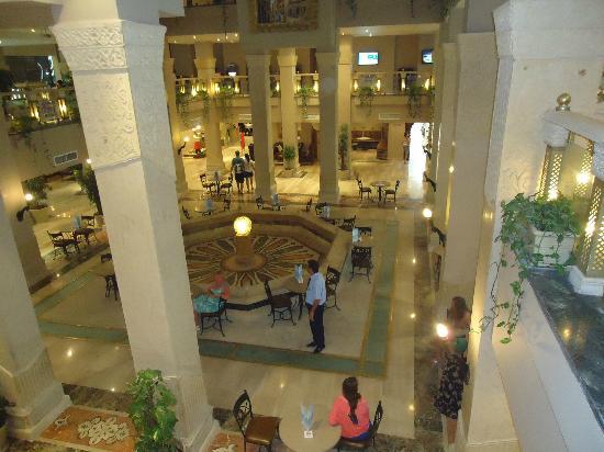 Sunny Days El Palacio Resort & Spa: Hol