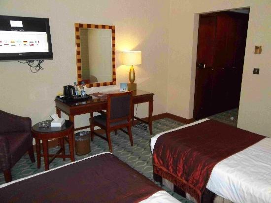 Royal Inn Madinah: the room