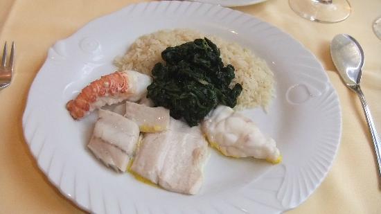 zeno's spezialitaten restaurant : メイン1