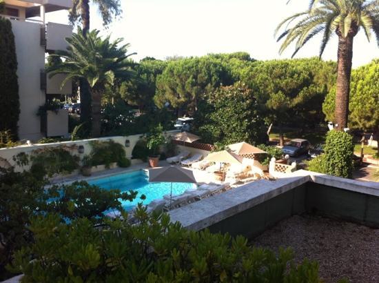 Hotel Juana : piscine