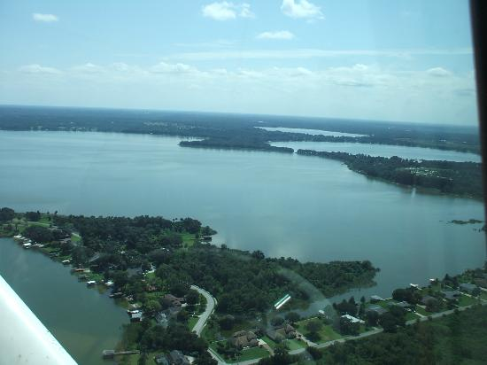 Jones Brothers Air and Seaplane Adventures: View from plane