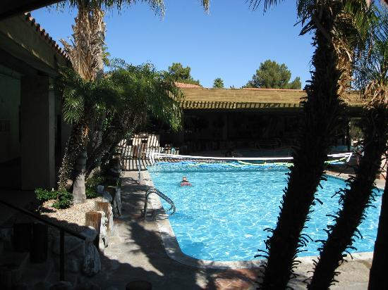 Caliente Springs Resort : hot spriong pools