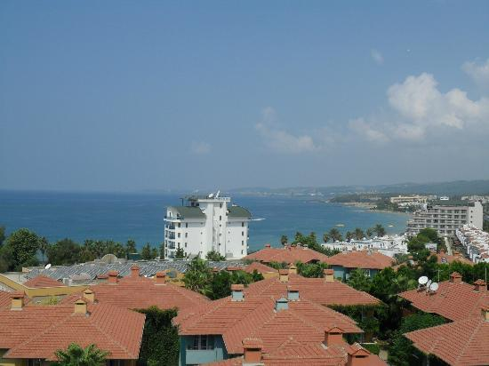Alaiye Resort & Spa Hotel: top floor room view