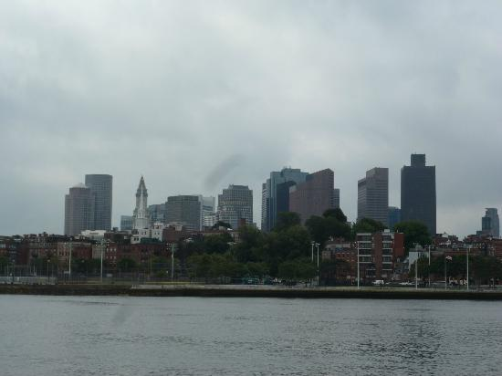 Downtown Boston Skyline Picture Of Boston Tours Day