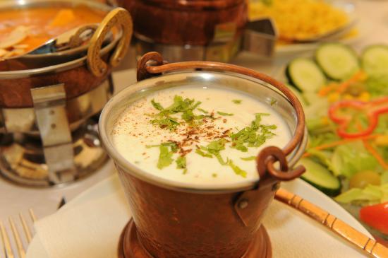 Indian Restaurant Shanti: Shanti Raita