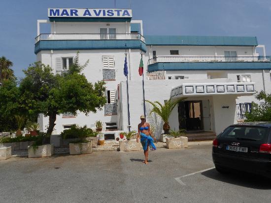 Mar a Vista: Hotel w świetle dziennym