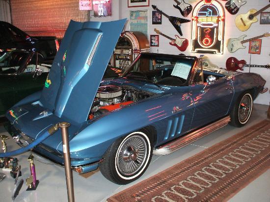 Mount Dora Museum Of Speed: Corvette