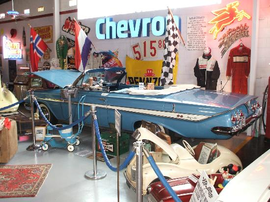 Mount Dora Museum Of Speed: Impala