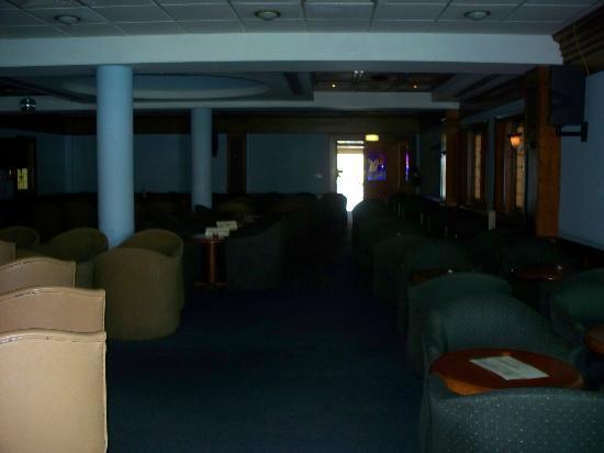 Aloe Hotel: Entertainment bar