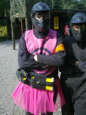 Delta Force Paintball: THE CENTRES TREAT FOR HAVING A BIRTHDAY
