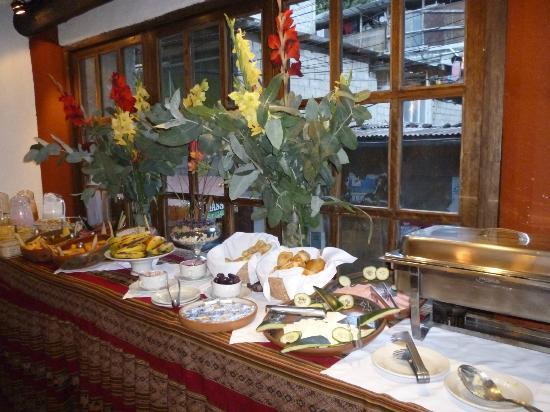Hatun Inti Classic: El desayuno básico.