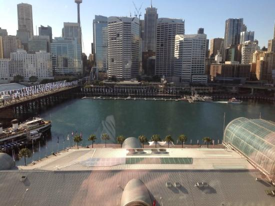 Ibis Sydney Darling Harbour: Wonderful; view from room