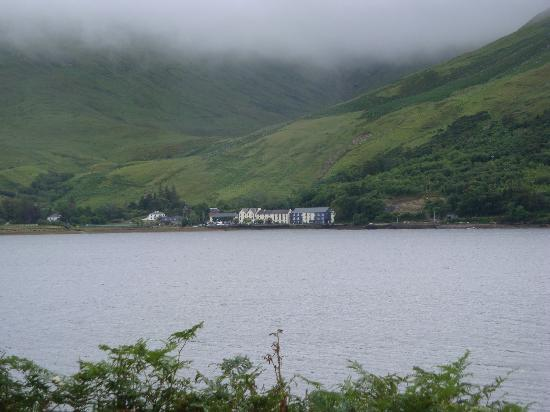 Leenane Hotel: Beautiful area of Ireland!