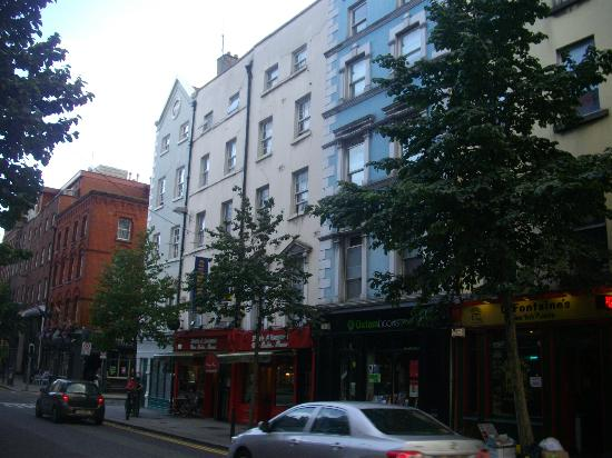 Bridge House Dublin : vista del hotel