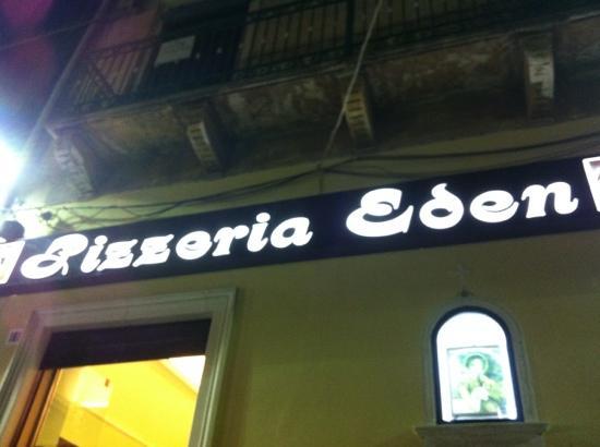 eden bar pizzeria acitrezza