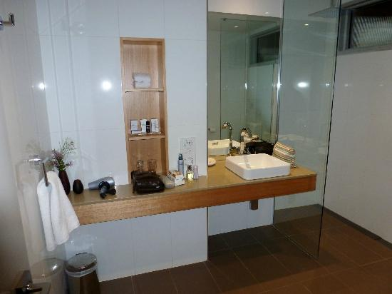 Royal Mail Hotel: Vanity Basin