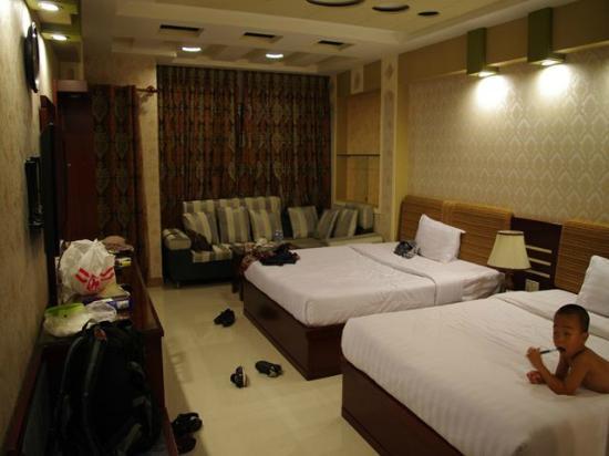 Roseland Inn Hotel: グランドスイート