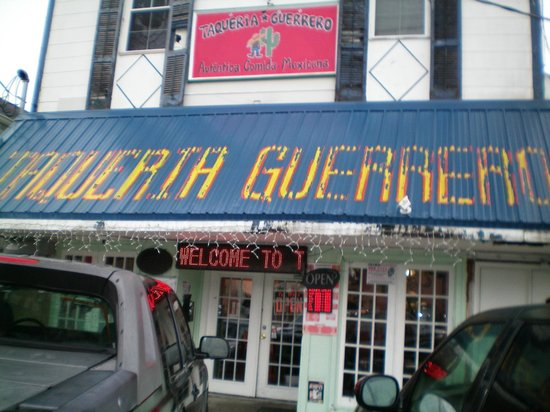 Photo of Mexican Restaurant Taqueria Guerrero at 208 N Carrollton Ave, New Orleans, LA 70119, United States