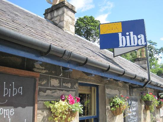 Cafe Biba: exterior