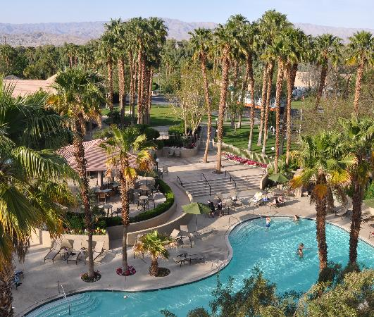 Hotel Rooms In Palm Desert Ca