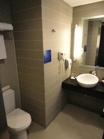 Holiday Inn Express Chengdu Gulou: Bathroom
