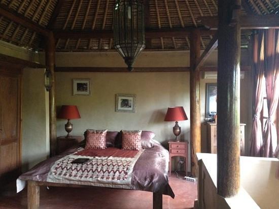 Balquisse Heritage Hotel : cama