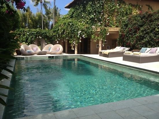 Balquisse Heritage Hotel : piscina