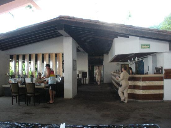 Hyatt Ziva Puerto Vallarta : Lobby de l'hôtel