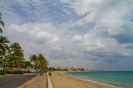 Coqui del Mar Guest House: The closest beach to Coqui del Mar (3 minutes walk)