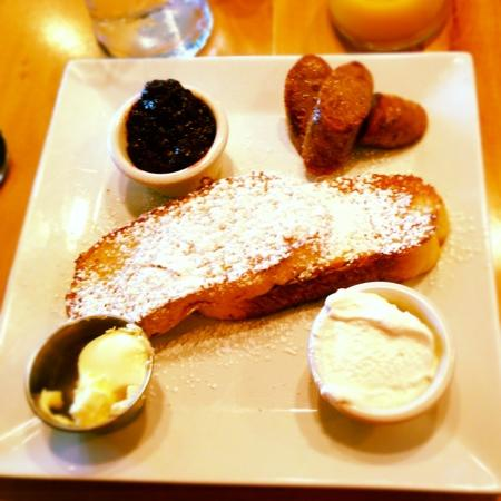 Twisted Olive : French Toast