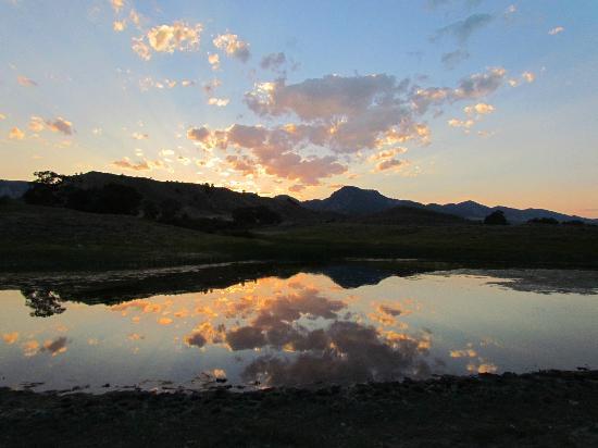 Klondike Ranch : Another beautiful sunset