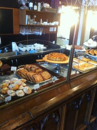 Daci and Daci Bakers : A sample of the selection on offer. It changes daily.