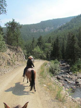 Klondike Ranch: Canyon
