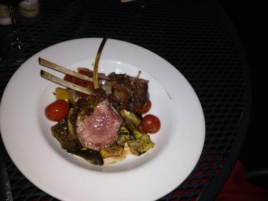 Chandler's A Restaurant: Lamb