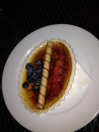 Chandler's A Restaurant: Creme Brûlée