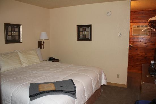 Battle Creek Lodge: Room 25