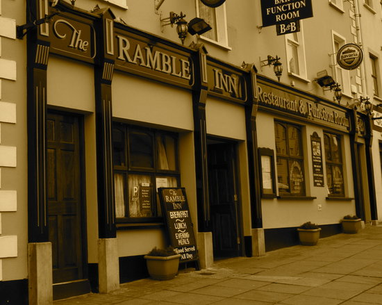 Mitchelstown, Irlandia: The Ramble Inn