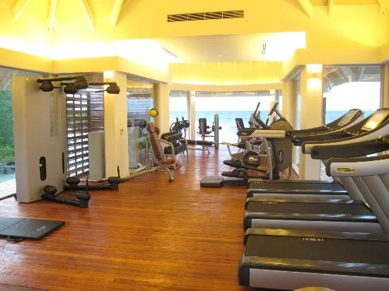 Viceroy Maldives: gym