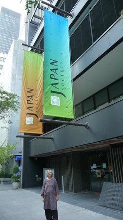 Photo of Tourist Attraction Japan Society at 333 E 47th St, New York City, NY 10017, United States