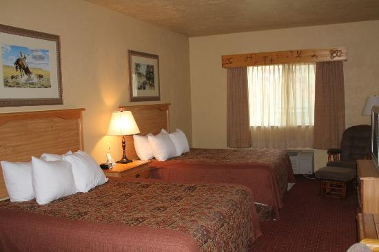 Best Western Devils Tower Inn: Room 206