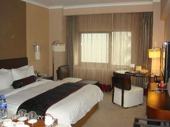 Grand Noble Hotel: Superbe chambre