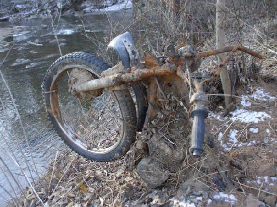 Rivanna Trails: Bike now part of landscape