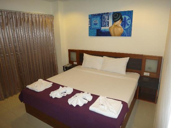Suite Dreams Hotel: Chambre 601