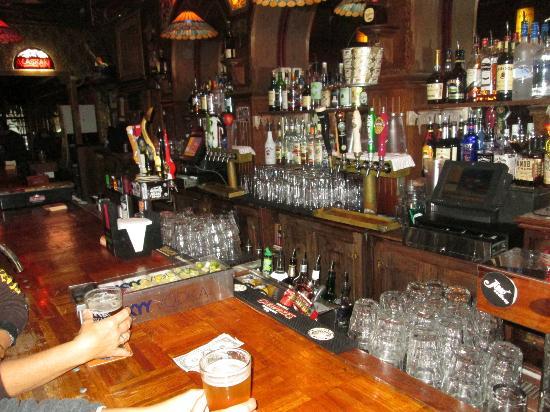 The Alaskan Bar: More of the 24 taps at Alaskan Hotel & Bar