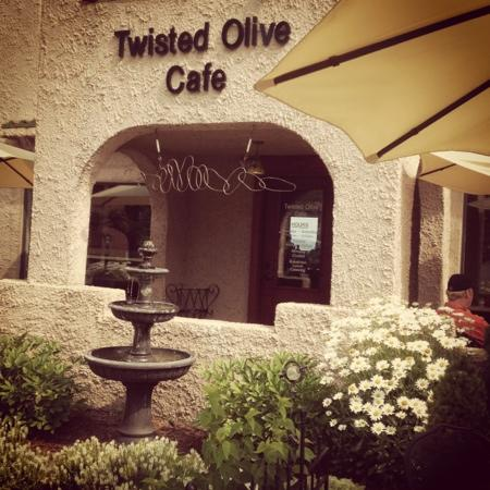 Twisted Olive : TOC