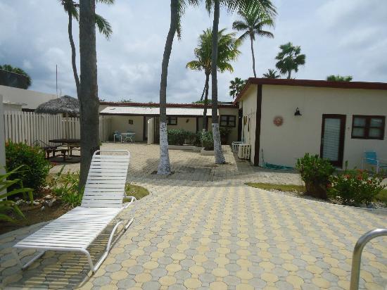 Aruba Beach Villas: habitaciones internas