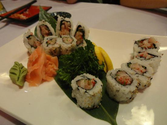 Kura Japanese Restaurant: Negi Hama Roll