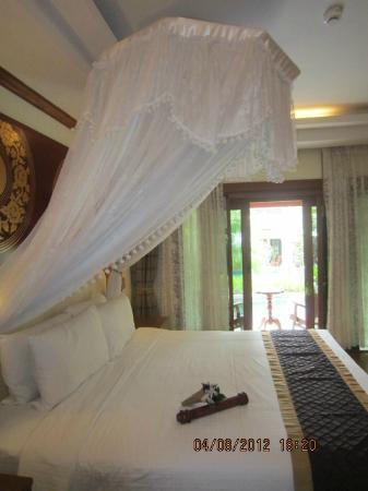 Khum Phaya Resort & Spa, Centara Boutique Collection : Our Bed