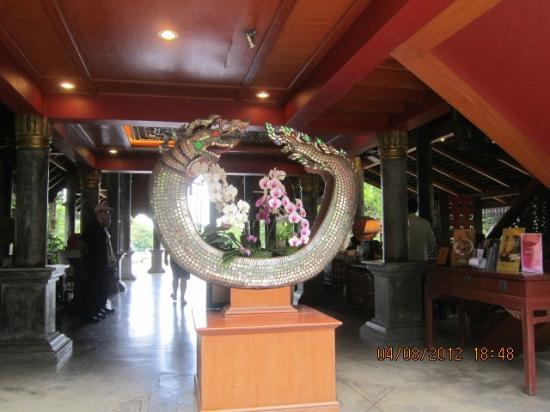 Khum Phaya Resort & Spa, Centara Boutique Collection: Foyer