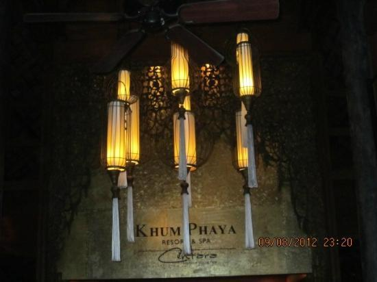 Khum Phaya Resort & Spa, Centara Boutique Collection: Lobby